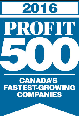 Scarsin included as a PROFIT 500 company for 2016