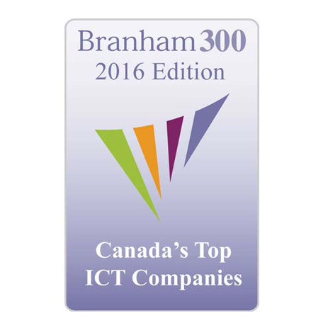 Scarsin named as a Branham300 Top 25 Mover and Shaker and Top 15 Growth Company for 2016